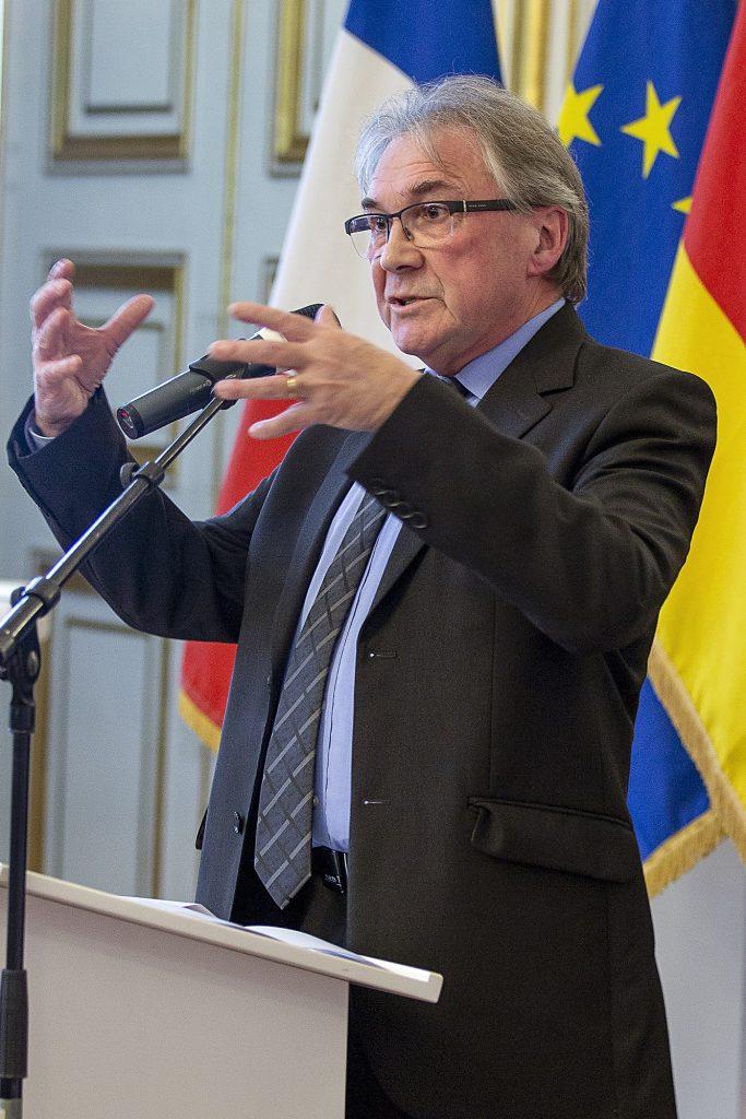 Sylvain Schirmann directeur Centre Jean Monnet Strasbourg