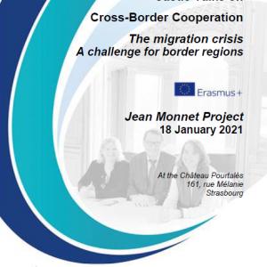 Castle Talks : «The migration crisis : A challenge for border regions»