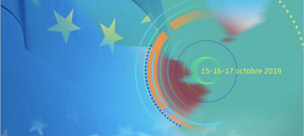 Couverture du programme du festival de géopolitique