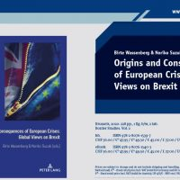 Book : Origins and Consequences of European Crises: Global Views on Brexit