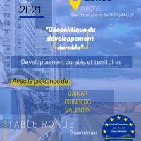 Table ronde : Développement durable et territoires